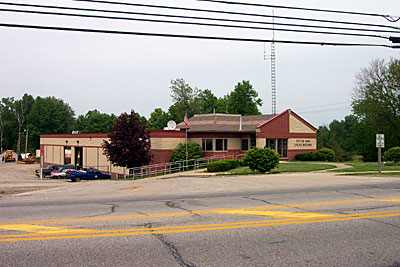 Utility Services Building for City of Avon