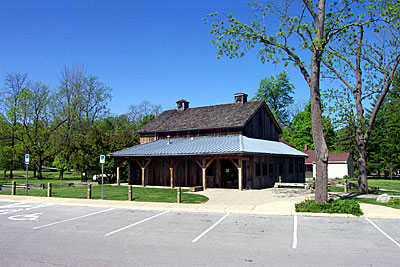 Carriage Barn Visitors Center for Lorain County