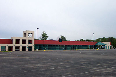 Lorain County Human Services Building