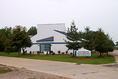 North Ridgeville Maintenance Building